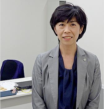 札幌進学プラザ 総務部 菅野 通代さん