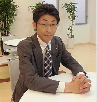 札幌進学プラザ 第一事業部 部長 八木 舞子さん